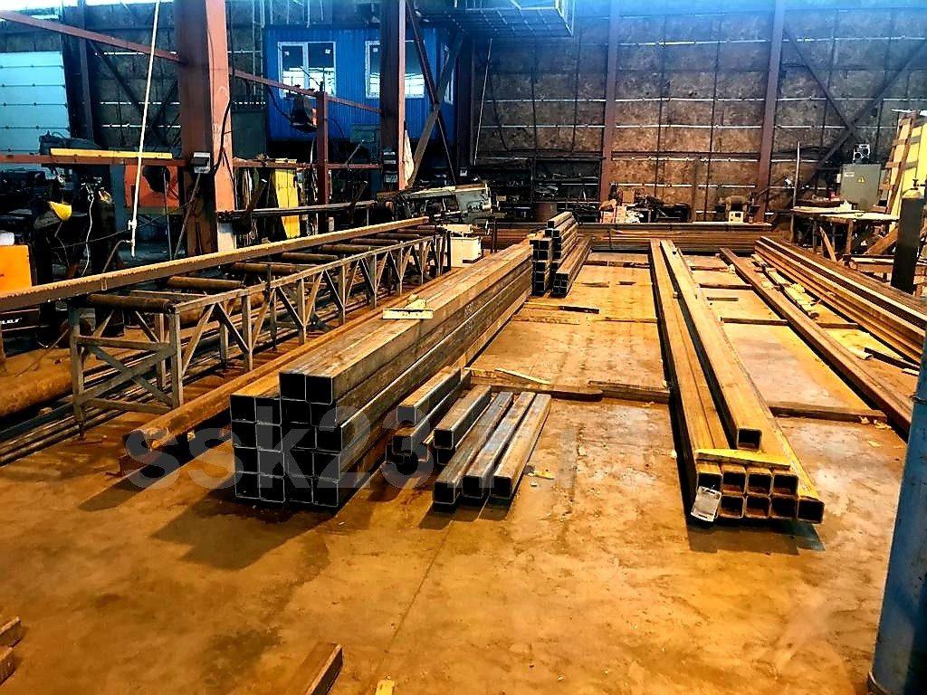 Изготовление металлоконструкций Краснодар